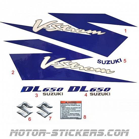 Suzuki DL 650 V-Strom 2006
