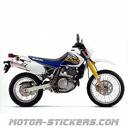 Suzuki DR 650 1999