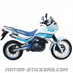 Suzuki DR 650 RSE 1992