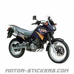 Suzuki DR 650 RSE 1996