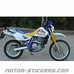 Suzuki DR 650 SE 1997
