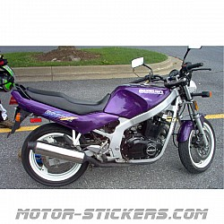 Suzuki GS 500E '94-1995