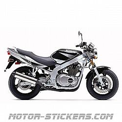 Suzuki GS 500E 2002