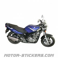 Suzuki GS 500E 2004