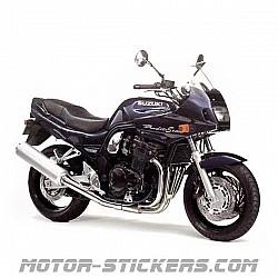 Suzuki GSF 1200S Bandit '95-2000