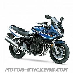 Suzuki GSF 1200S Bandit 2005 Limited