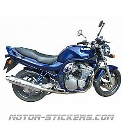 Suzuki GSF 600N Bandit 95-2000