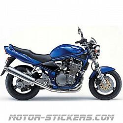Suzuki GSF 600N Bandit '01-2004