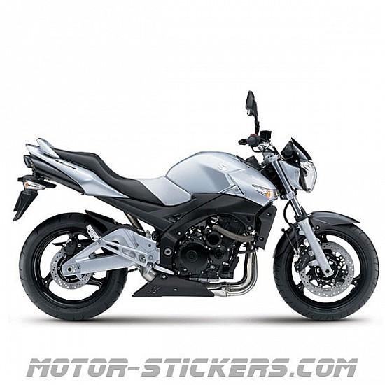 Suzuki GSR 600 2010