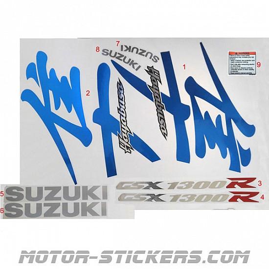Suzuki GSX 1300R Hayabusa 2000