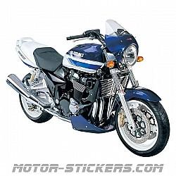 Suzuki GSX 1400 '02-2003