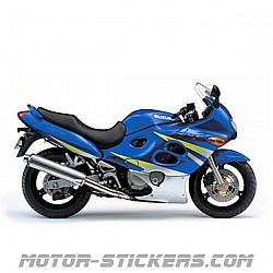 Suzuki GSX 600F 2003
