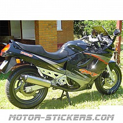 Suzuki GSX 750F 1996