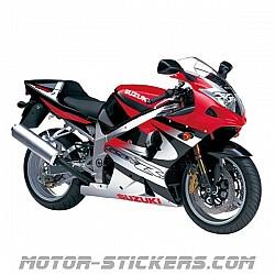 Suzuki GSX-R 1000 2001