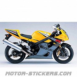 Suzuki GSX-R 1000 2004