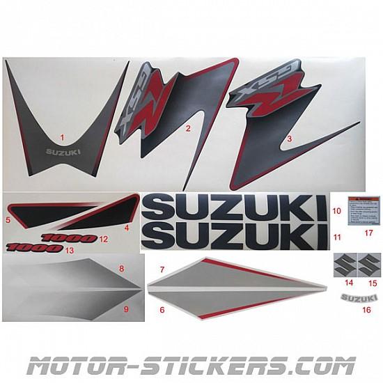 Suzuki GSX-R 1000 2006