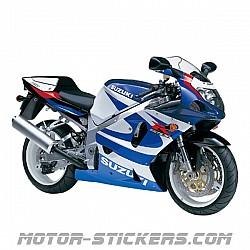 Suzuki GSX-R 750 2000