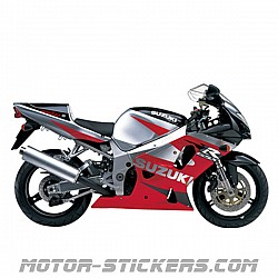 Suzuki GSX-R 750 2001