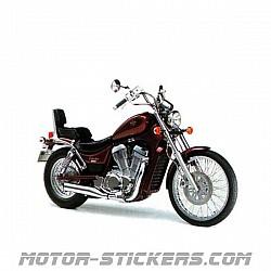 Suzuki Intruder 800 '85-1996