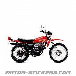 Suzuki SP 400 1980