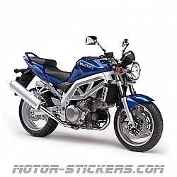 Suzuki SV 1000 2003