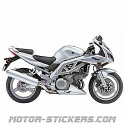Suzuki SV 1000S '05-2007