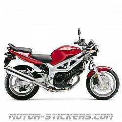 Suzuki SV 650 '99-2002
