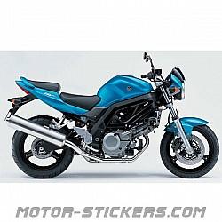 Suzuki SV 650 2006