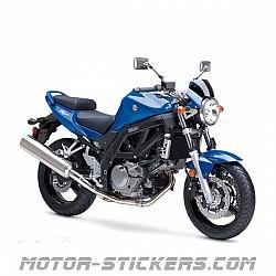 Suzuki SV 650 2008