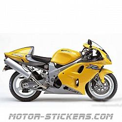Suzuki TL 1000R 2000 SRAD