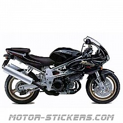 Suzuki TL 1000S '97-2003
