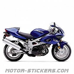 Suzuki TL 1000S '04-2005