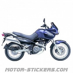 Suzuki XF 650 Freewind '97-2003