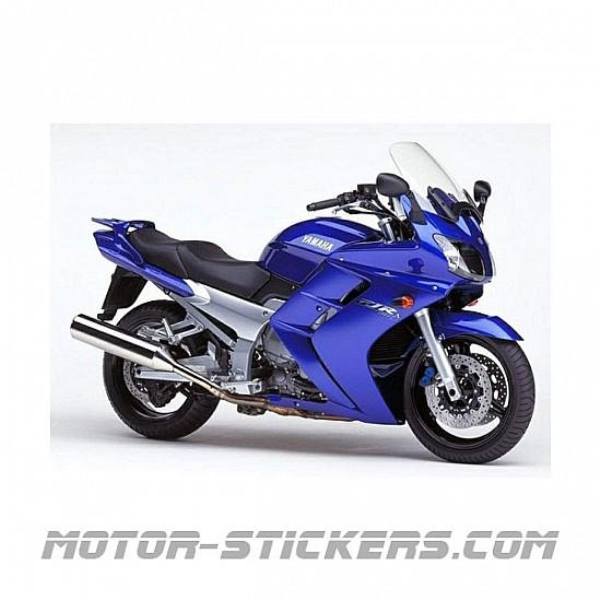 Yamaha FJR 1300 01-2002