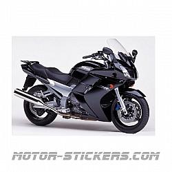 Yamaha FJR 1300 '01-2002