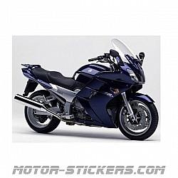 Yamaha FJR 1300 '03-2005
