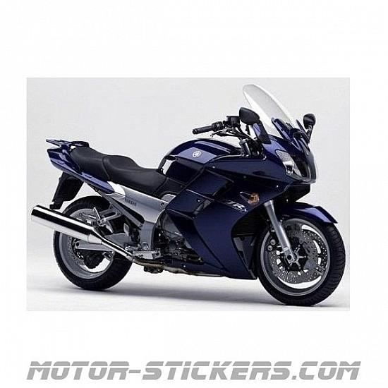 Yamaha FJR 1300 03-2005