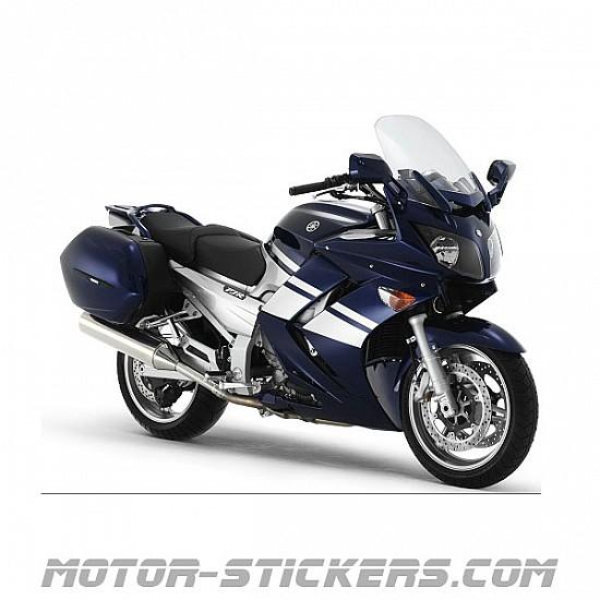 Yamaha FJR 1300 06-2008
