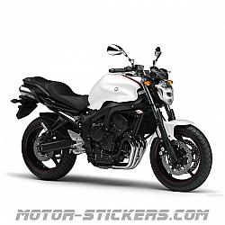 Yamaha FZ6 2008