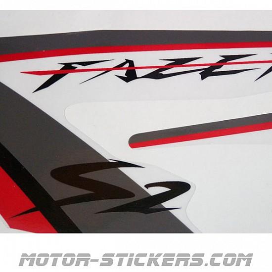 Yamaha FZ6S Fazer 2008