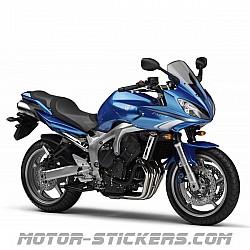 Yamaha FZ6S Fazer 2009