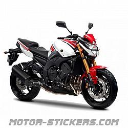Yamaha FZ8 2012