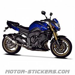 Yamaha FZ8 R 2012