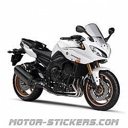 Yamaha FZ8S '10-2011