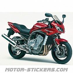 Yamaha FZS 1000 Fazer '01-2002