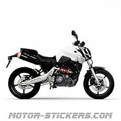 Yamaha MT-03 '06-2010