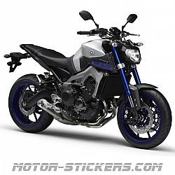 Yamaha MT-09 2016