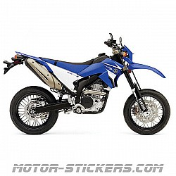 Yamaha WR 250R/X 07-2008