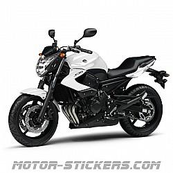 Yamaha XJ6 '11-2012