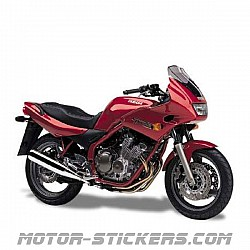 Yamaha XJ 600 S Diversion '96-2001